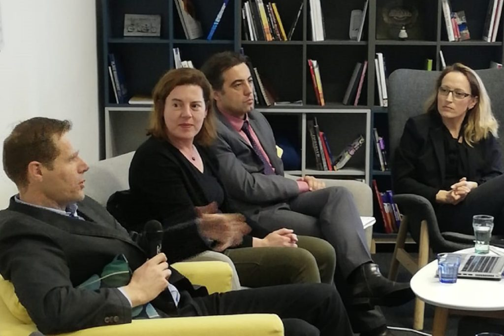 Kohezijska politika, EU fondovi, Jakša Puljiz, Marijana Sumpor, Tomislav Belovari, Irena Đokić